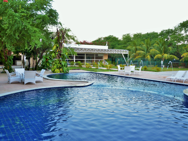 Piscina - Hotel VillaOeste