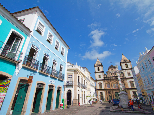 Best location in the heart of Pelourinho, Salvador, Bahia