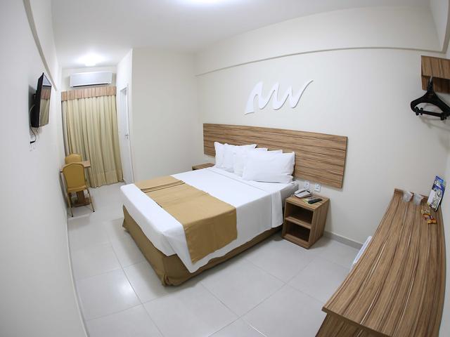 Apartamento Duplo Standard do Real Praia Hotel Aracaju