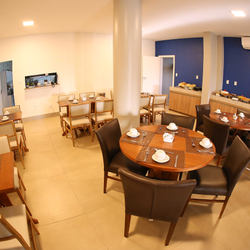 Restaurante do Real Praia Hotel Aracaju