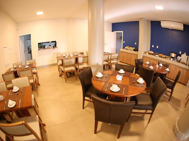 Restaurante do Real Praia Hotel Aracaju