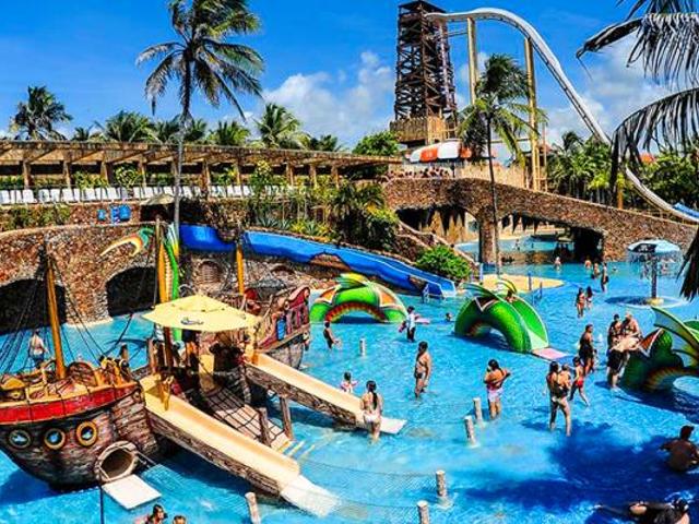 Beach Park em Fortaleza