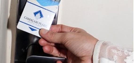 Fechaduras eletronicas com cartão magnético por aproximação