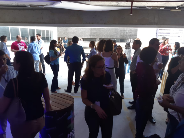 Networking de alto impacto entre hoteleiros no Hotel Summit