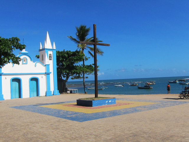 Igreja São Francisco de Assis - Praia do Portinho