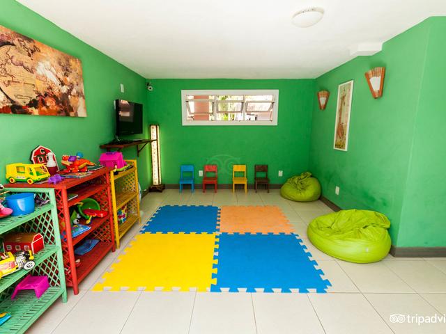 Sala de Brinquedos - Tatuapara Pousada em Praia do Forte
