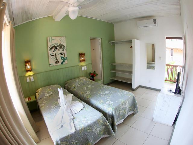 Apartamento Duplo Standard Twin - Pousada Praia do Forte