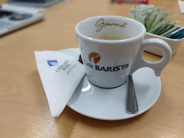 Café Gourmet - Camaçari Plaza Hotel