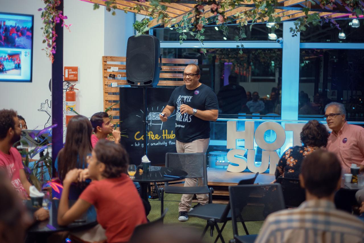 Lançamento do Hotel Summit 2019 no HUB Salvador