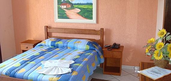 Quarto Casal interno - Hotel Nazaré