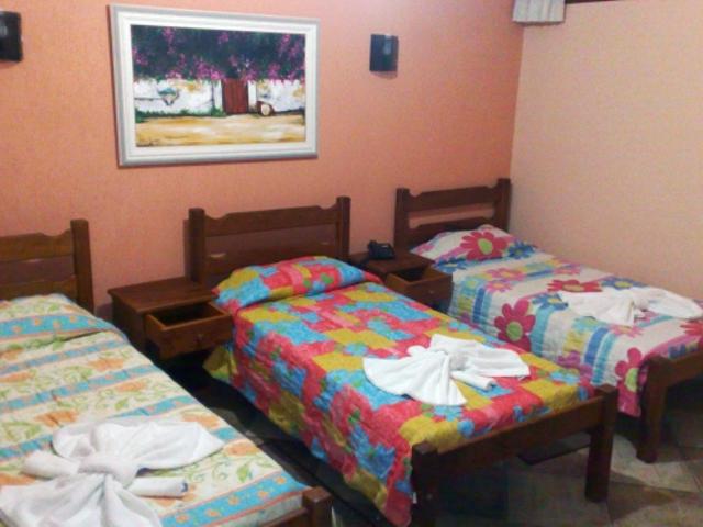 Quarto solteiro - Hotel Nazaré