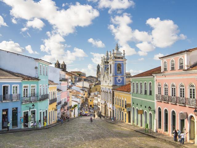 Pelourinho | Salvador Bahia - Hotel Sempre Ogunjá