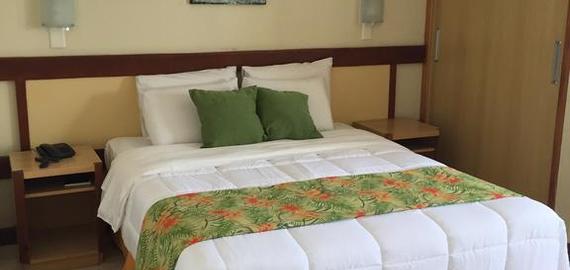 Apartamento casal Verdemar Hotel em Salvador
