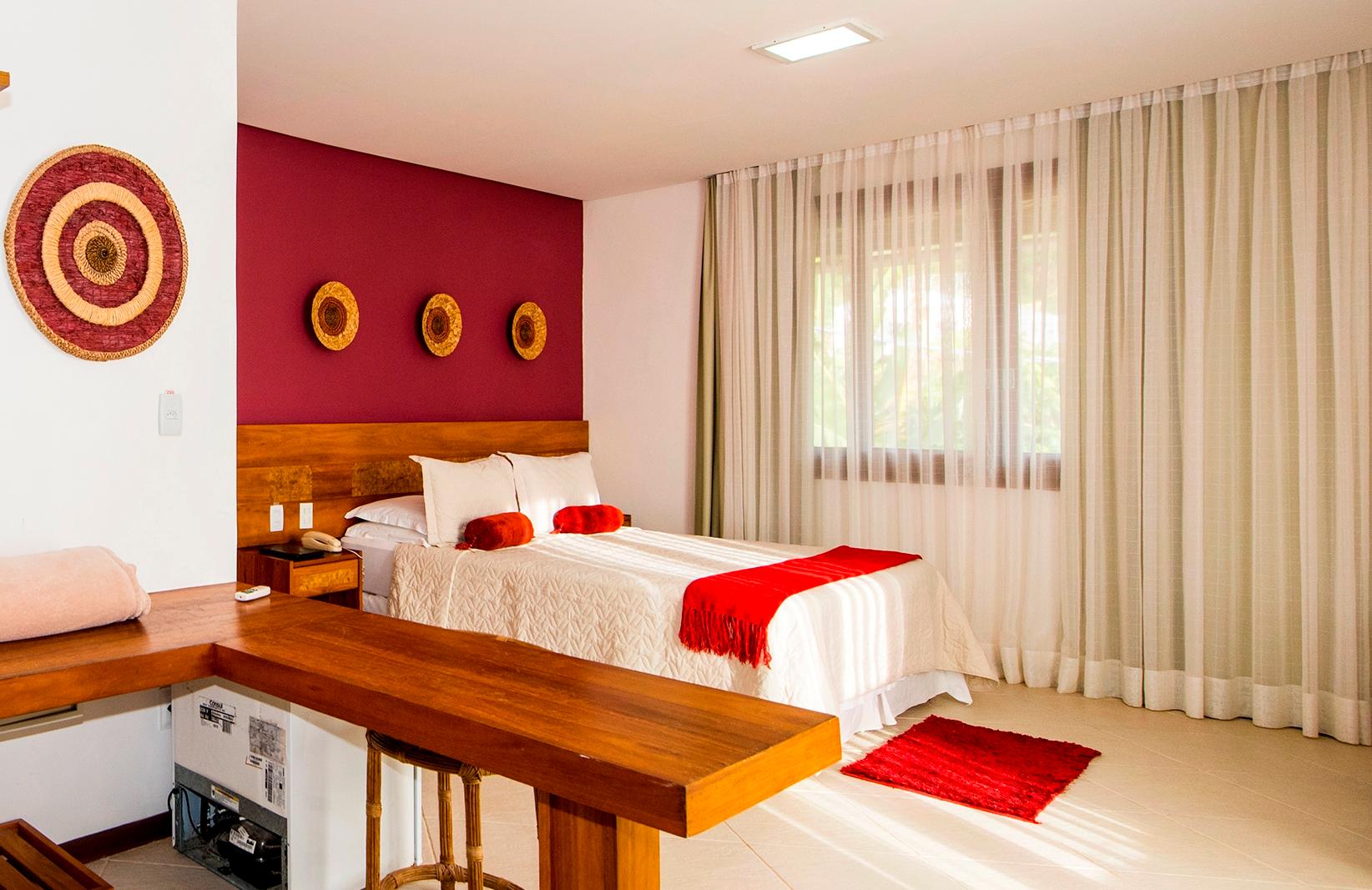 Suite Lilás - Pousada Passárgada - Morro de São Paulo BA