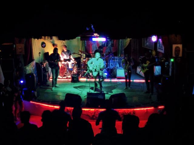 Teatro - Morro de São Paulo - Pousada Passárgada