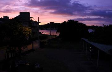 Noite - Pousada Casa da Lagoa - Florianópolis