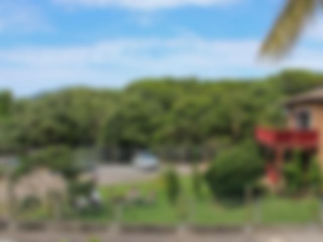 Estacionamento - Pousada Casa da Lagoa - Florianópolis