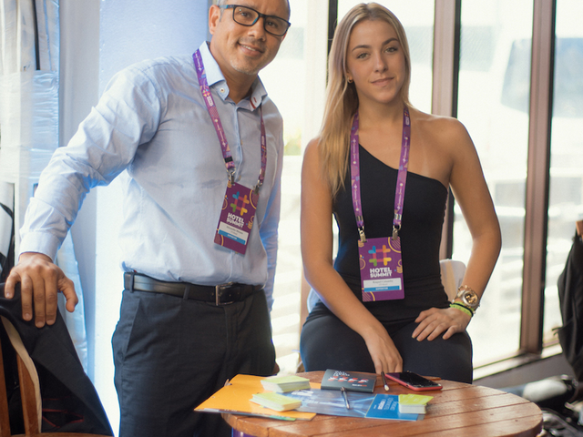 Representantes ITS Brasil no Hotel Summit 2019