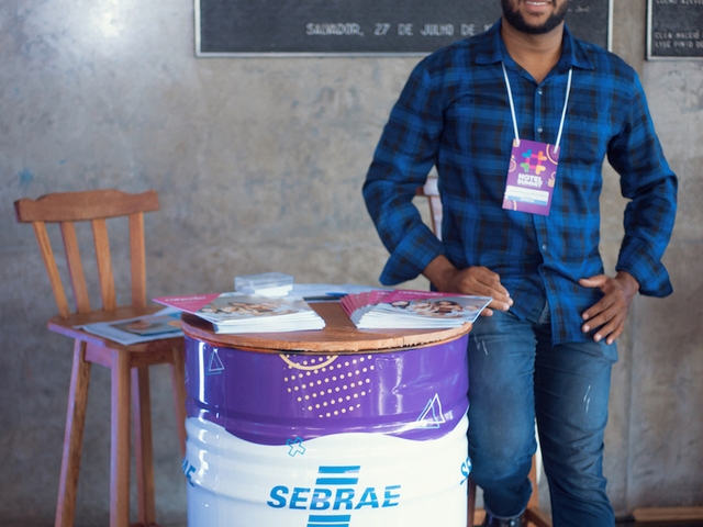Representante SEBRAE no Hotel Summit 2019