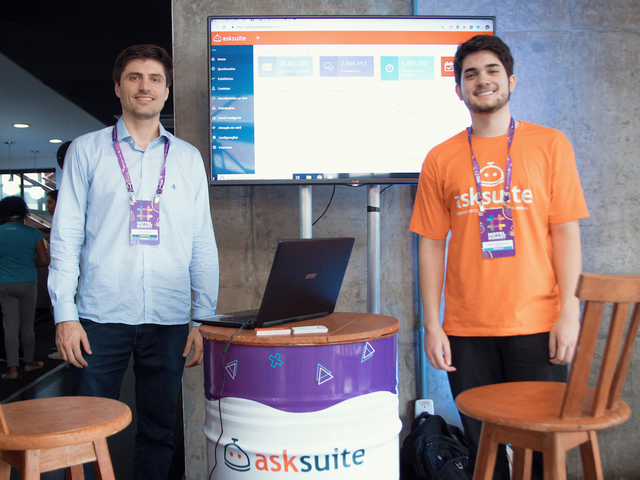 Equipe Asksuite - Hotel Summit 2019