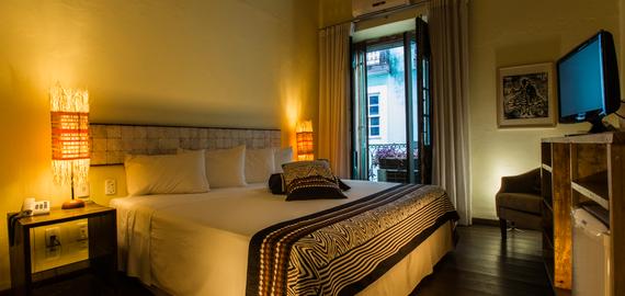 Apartamento Standard - BahiaCafé Hotel - Salvador - Bahia
