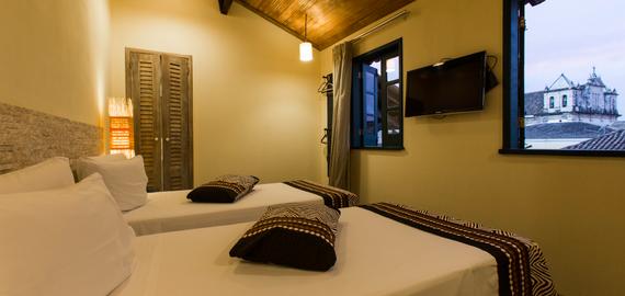 Apartamento Superior - BahiaCafé Hotel - Salvador - Bahia