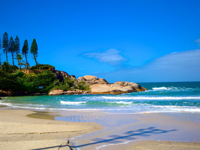 Florianópolis - Pousada Casa da Lagoa