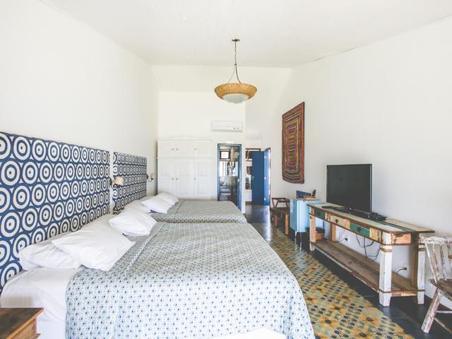 Apartamento frente mar com muito espaço para famílias