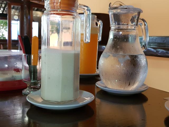 Café da Manhã Pousada Porto da Barra Barra Grande