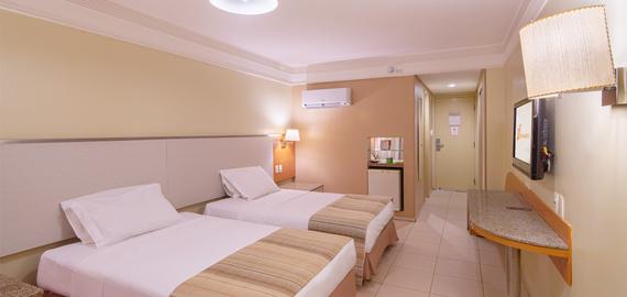 Acomodação Standard Ponta Mar Hotel - Fortaleza