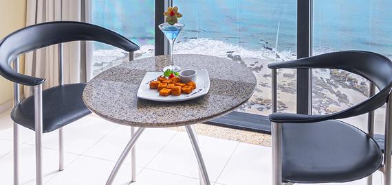 Acomodação Luxo Ponta Mar Hotel - Fortaleza