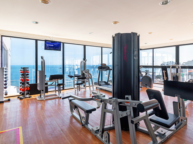 Academia Personal health club seara praia hotel fortaleza