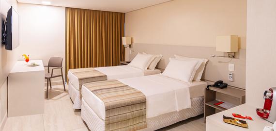 Luxo Superior Ponta Mar Hotel - Fortaleza