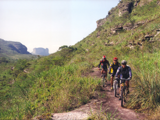 Mountain Bike - Lençois - Chapada Diamantina - Brasil
