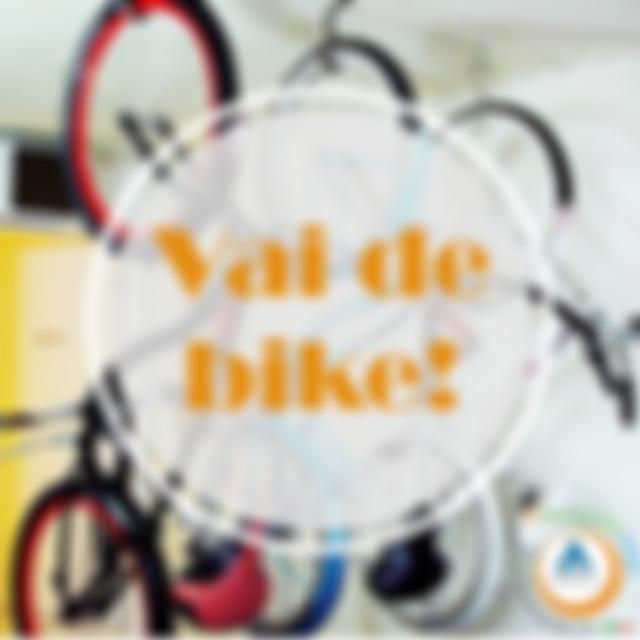 Temos bikes para você andar a vontade