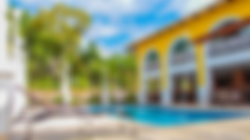 Piscina do hotel em Lençois na Chapada Diamantina - Bahia