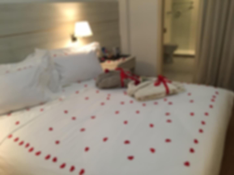 Comemore sua noite de núpcias no Camaçari Plaza Hotel