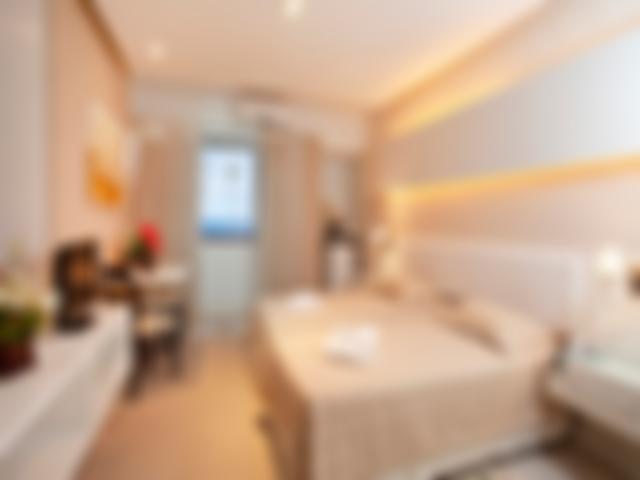 cama, televisão, quarto, hotel, salvador, travesseiro