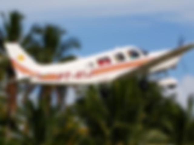 Táxi Aéreo - Morro de São Paulo - Pousada Passárgada